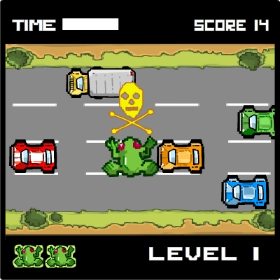 death wish frogger