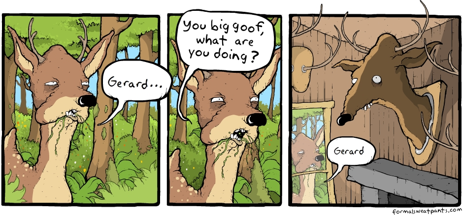 gerard the deer